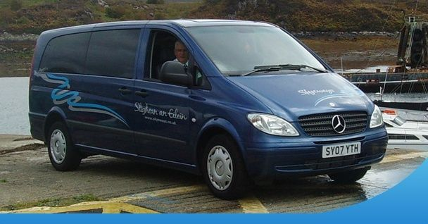 executive coach hire in isle of skye, executive car hire in isle of skye, executive travel in isle of skye
